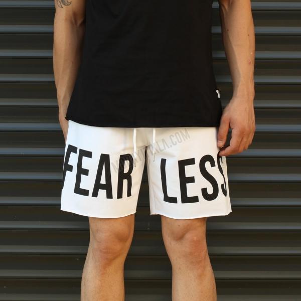 Erkek Fearless Yazılı Sport...