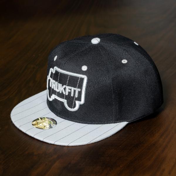Erkek Siyah Trukfit Şapka