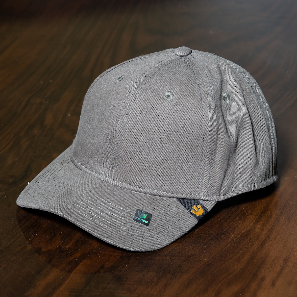 Erkek Gri İthal Gooring Bross Şapka