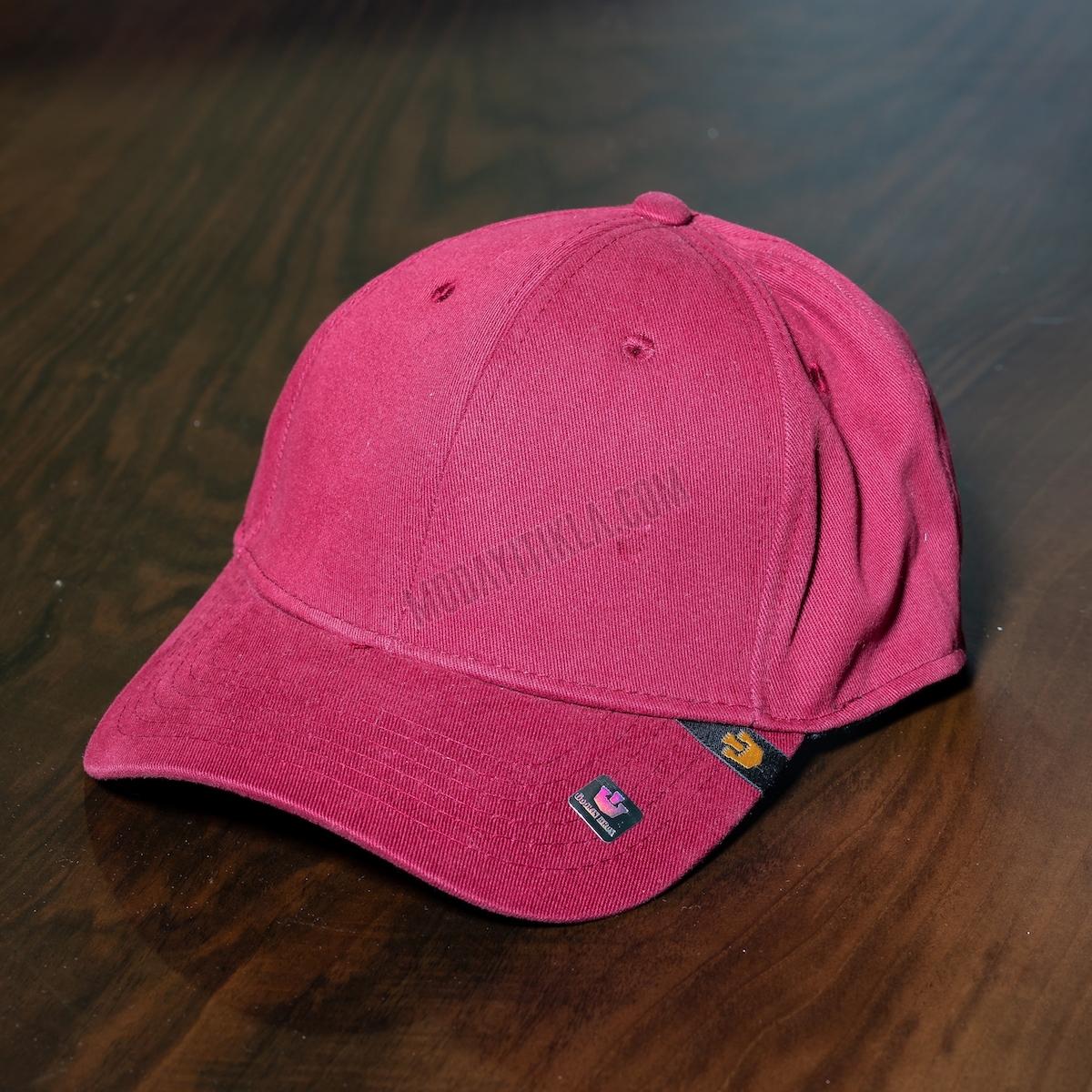 Erkek Pembe İthal Gooring Bross Şapka