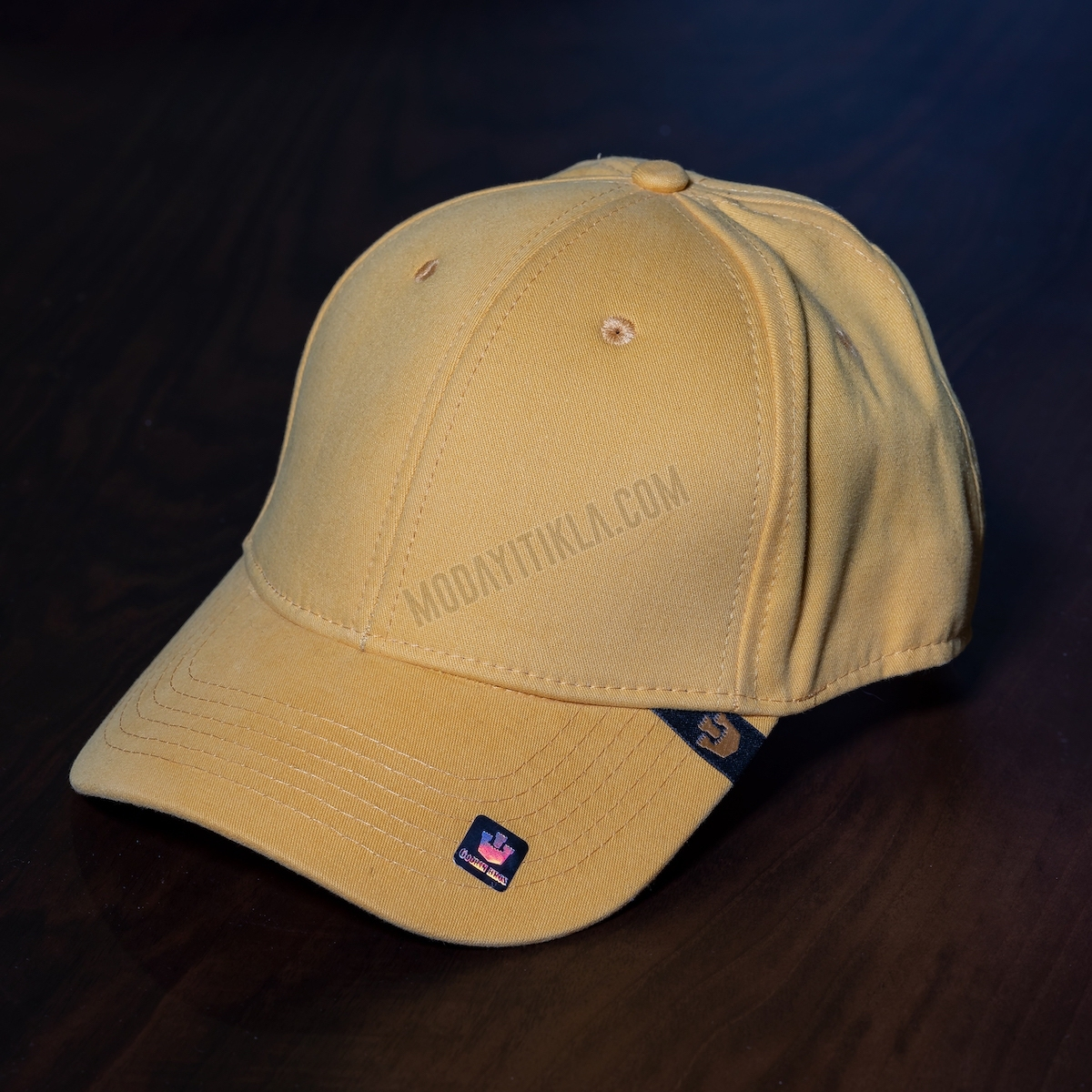 Erkek Sarı İthal Gooring Bross Şapka