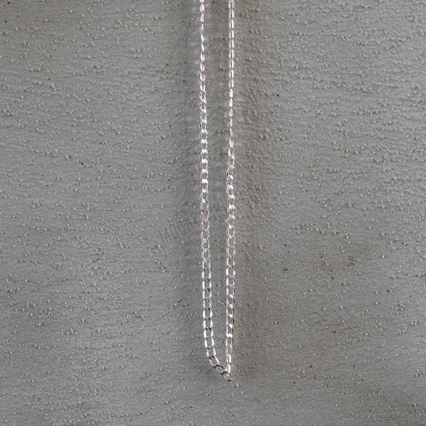 Silver Figaro Zincir Kolye