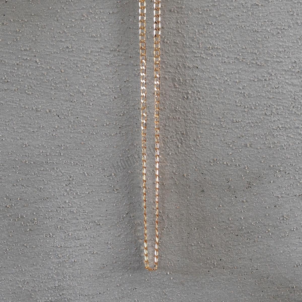 Gold Figaro Zincir Kolye
