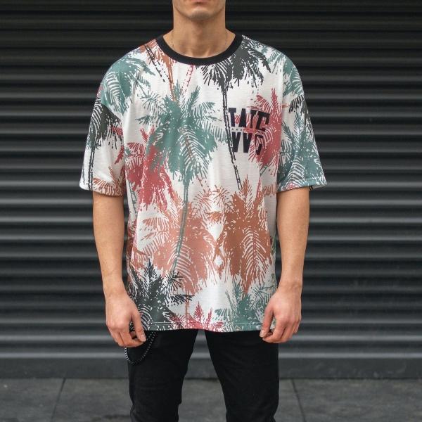Erkek Oversize T-Shirt...