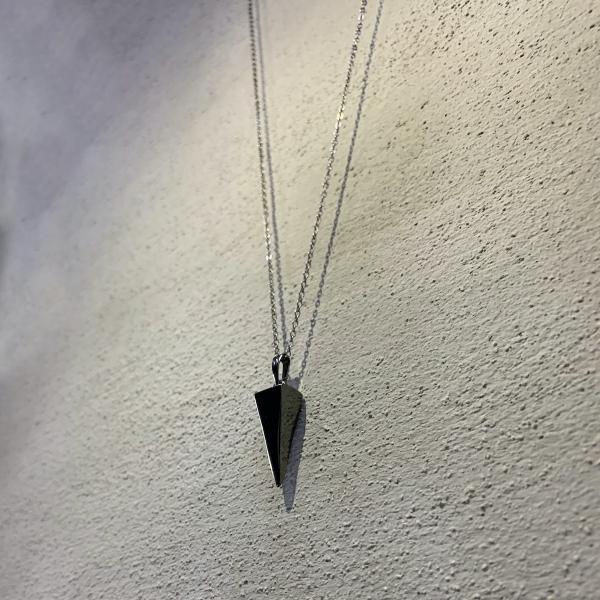 Black Prizma Uzun Kolye