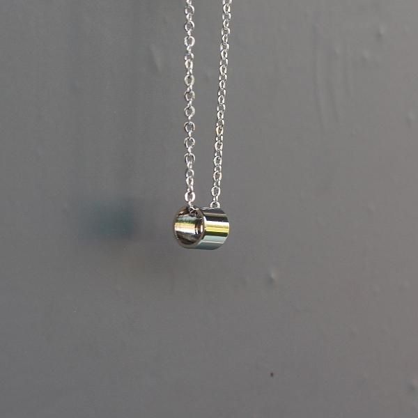 Silver Ring Uzun Kolye