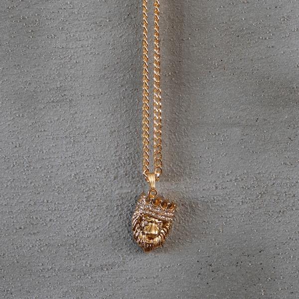Gold King Leon Kolye