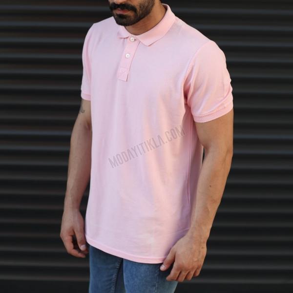 Erkek Basic Slim Fit Polo...
